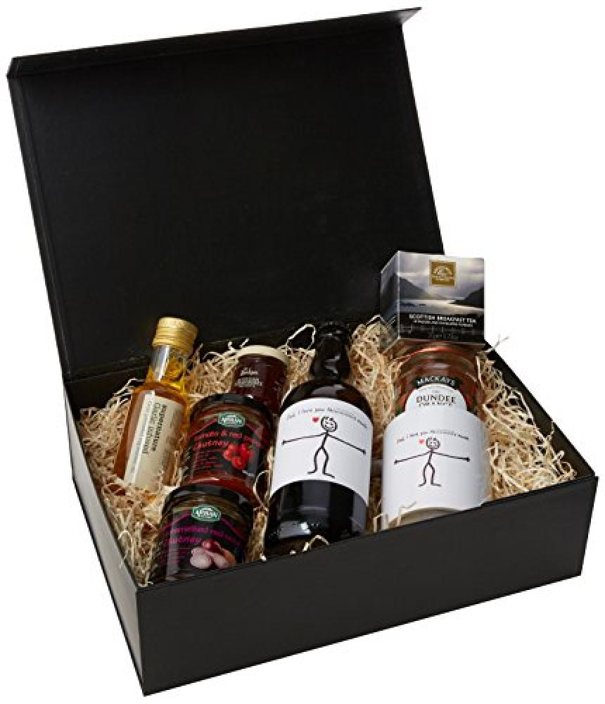 Ukgiftbox Dad I Love You This Much Beer Regular Size Hamper