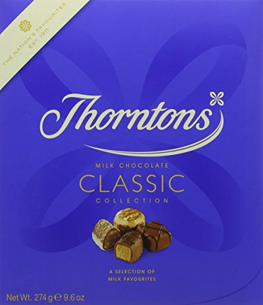 Thorntons Classic Milk Box 274 g