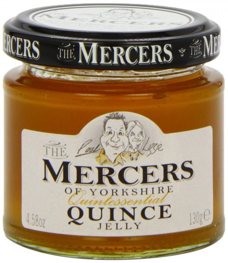 Mercers Quince Jelly 130g