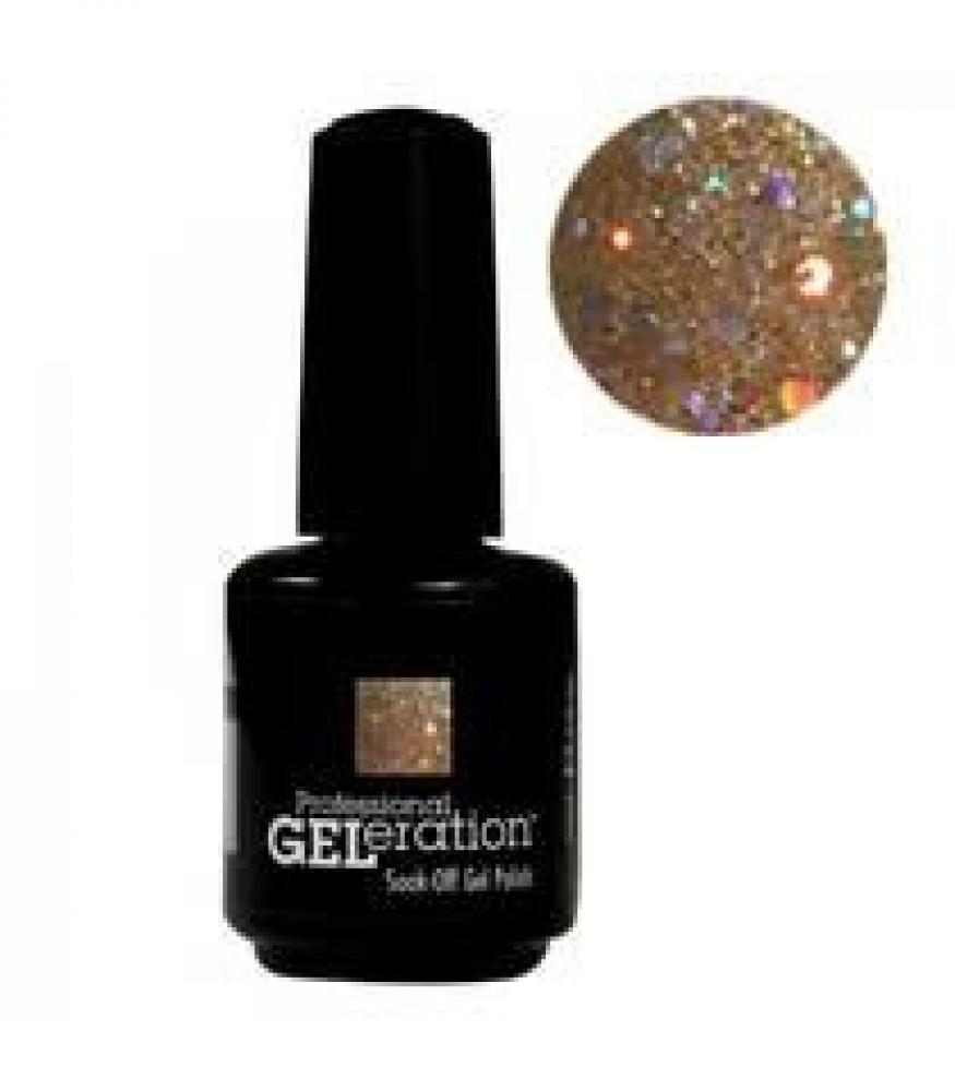 Jessica Geleration UV Gel Nail Polish Under the Stars
