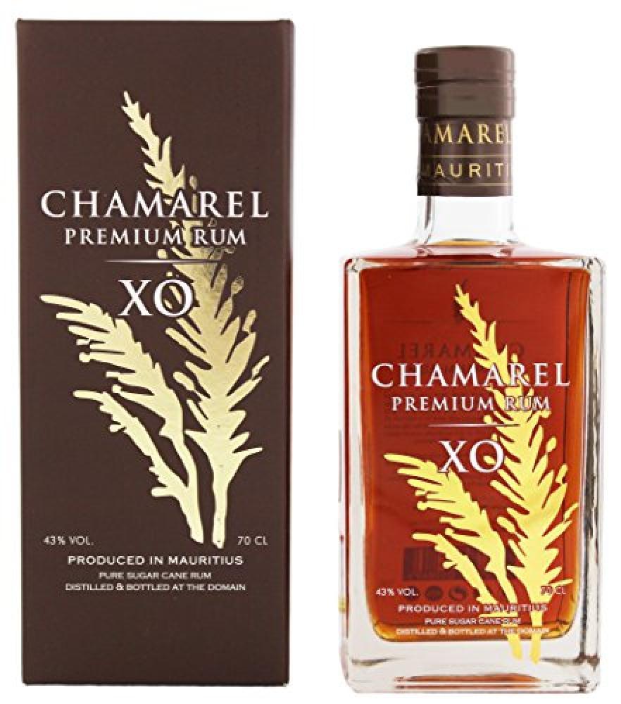 Chamarel Premium XO Rum 700ml