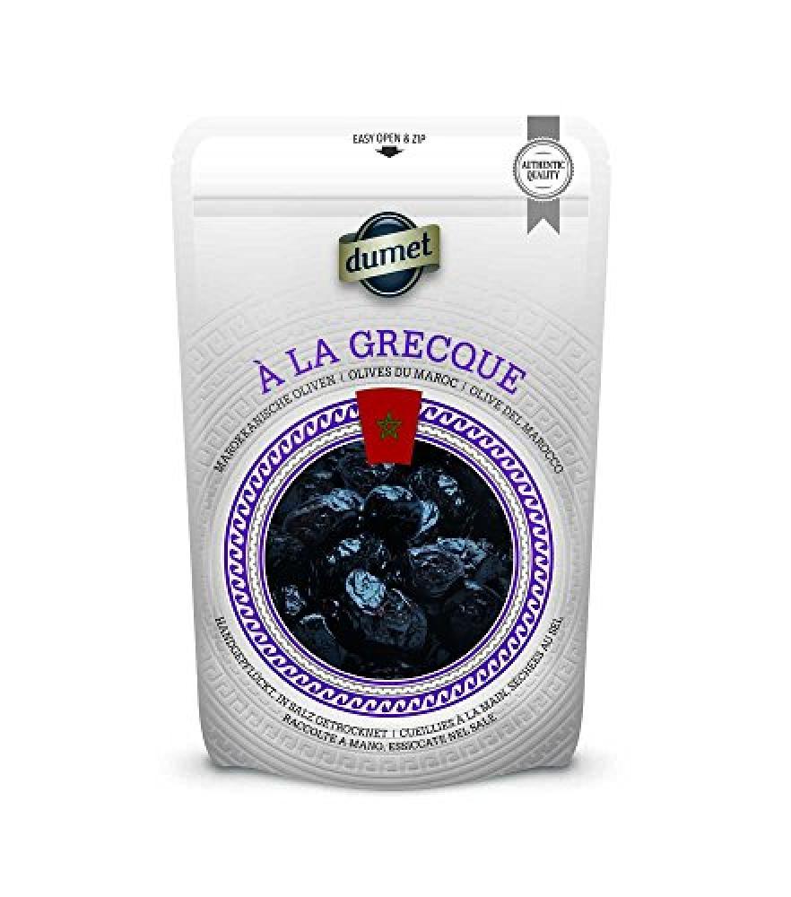 Dumet A La Grecque Moroccan Olives 200 g