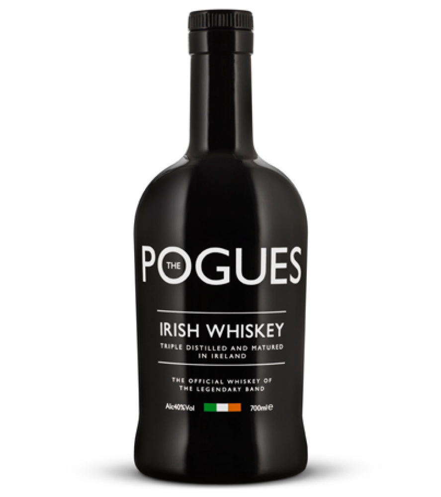 The Pogues Irish Whisky 700ml