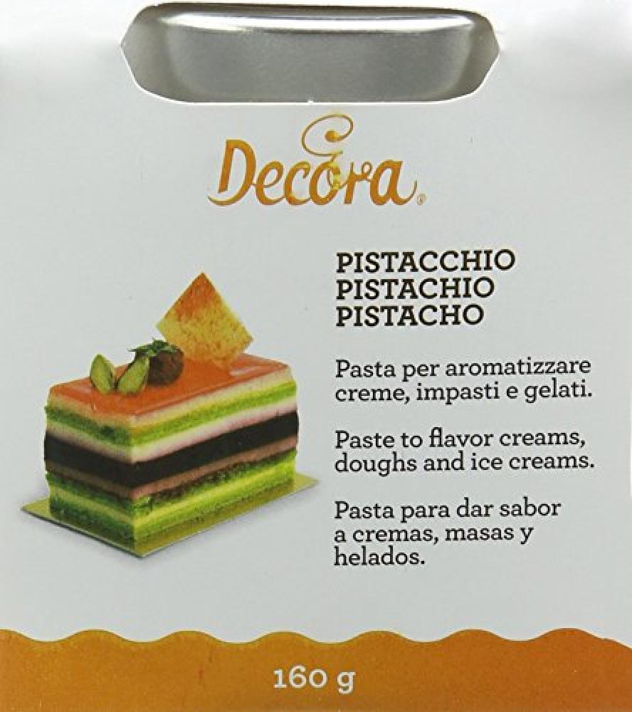 Decora Concentrated Flavouring Cream Pistachio 160 g