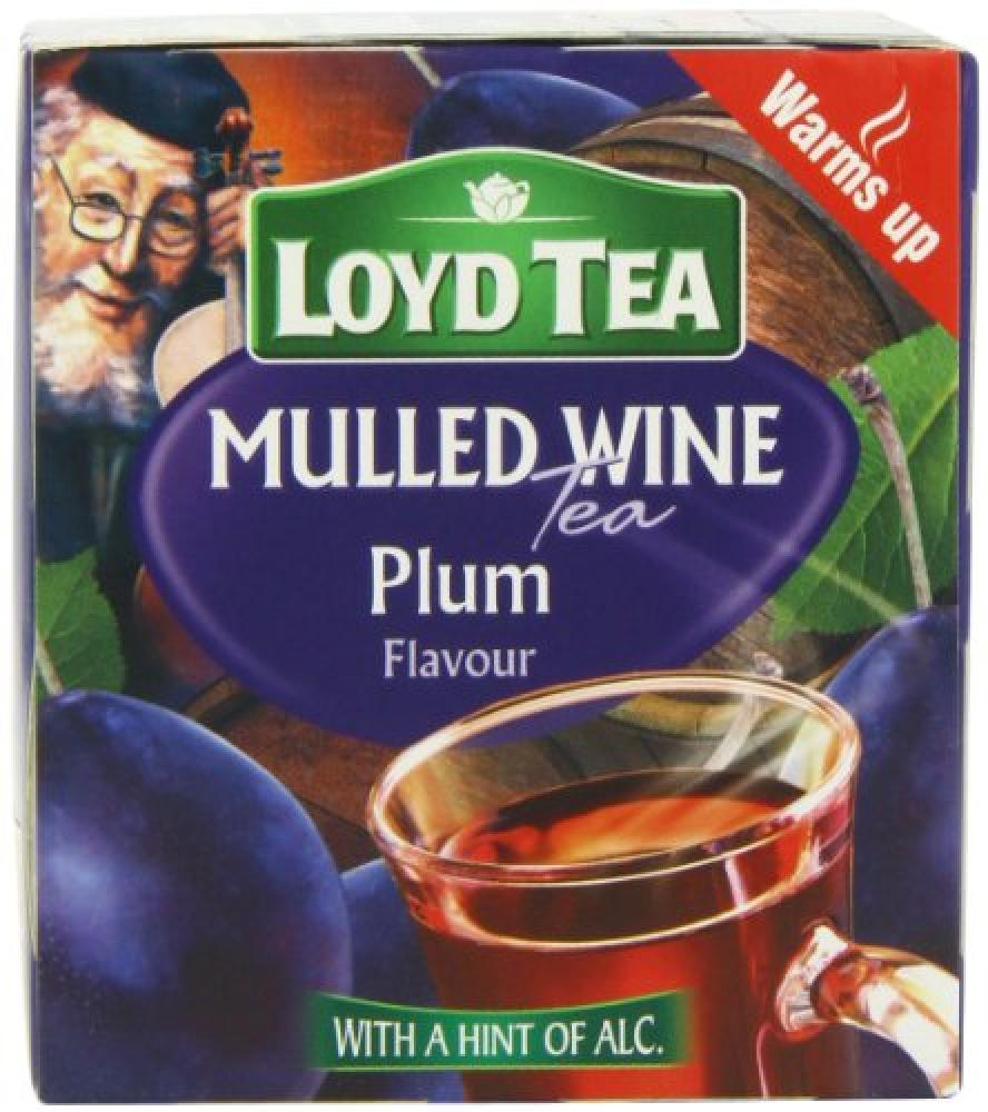 Mokate Loyd Mulled Wine Plum Flavour 30g