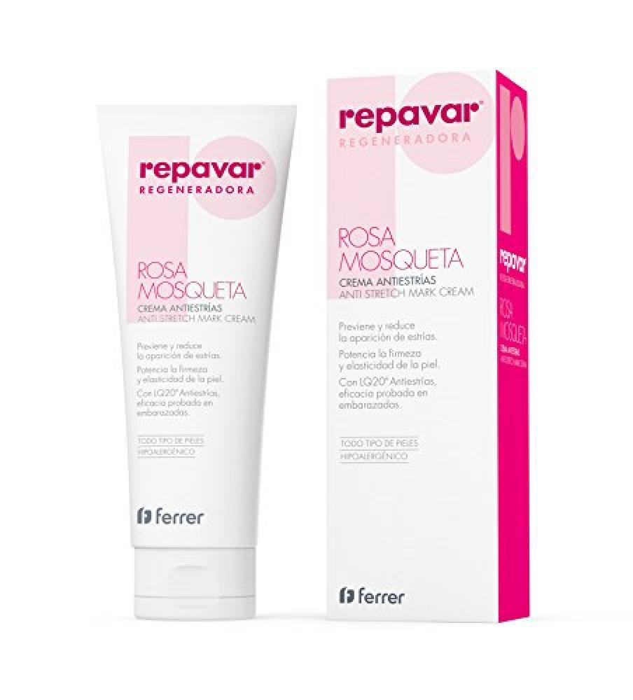 REPAVAR REGENERATE Anti-Stretch Mark Cream 250ml
