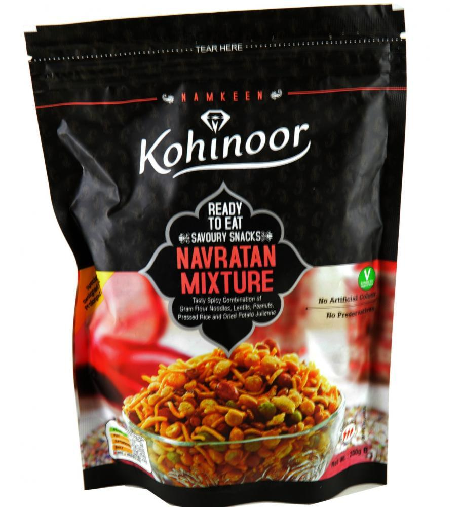 Kohinoor Navratan Mixture 200g