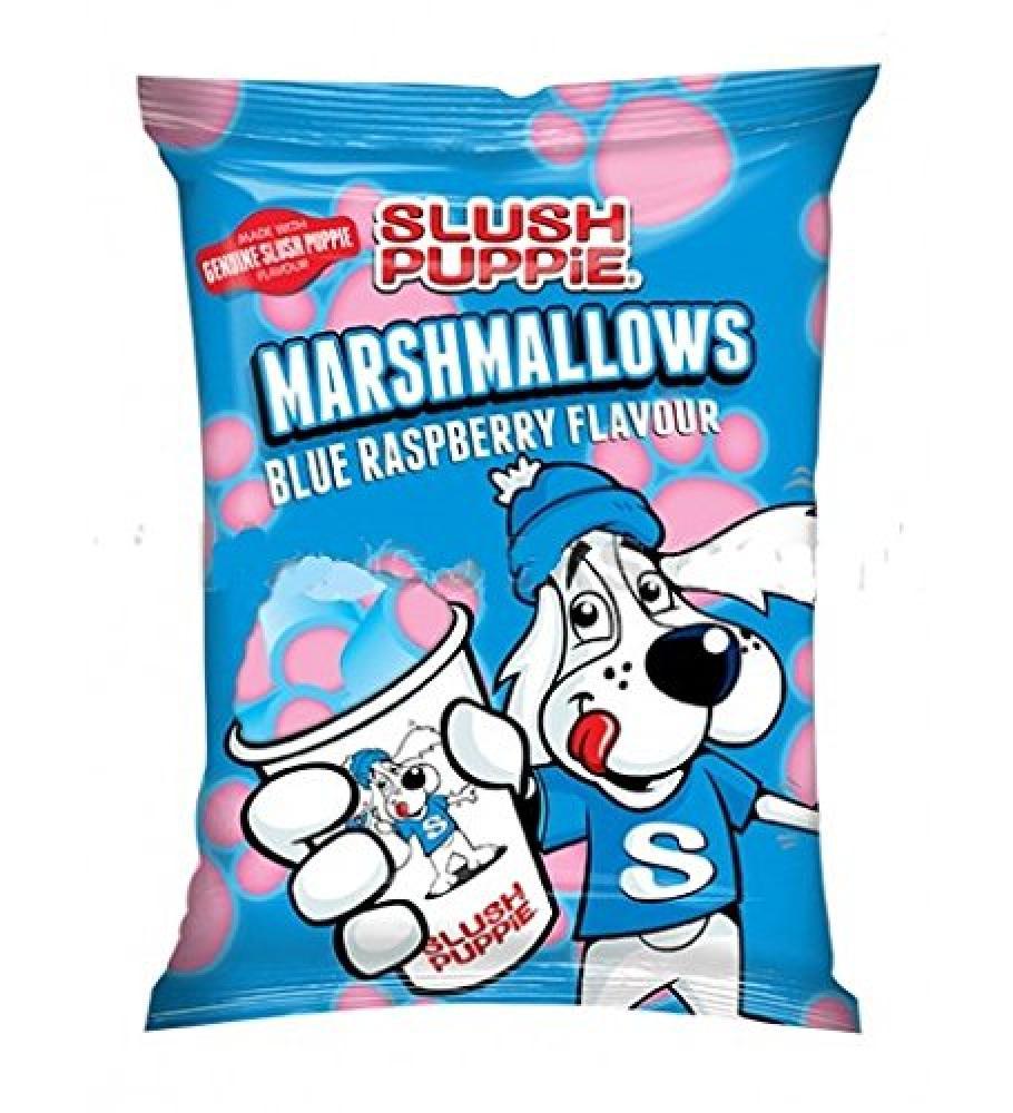 Slush Puppie Marshmallows Blue Raspberry Flavour 170g