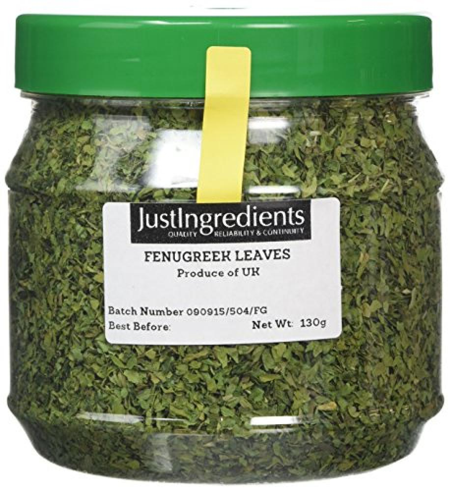 JustIngredients Essential Fenugreek Leaves Tub 130 g