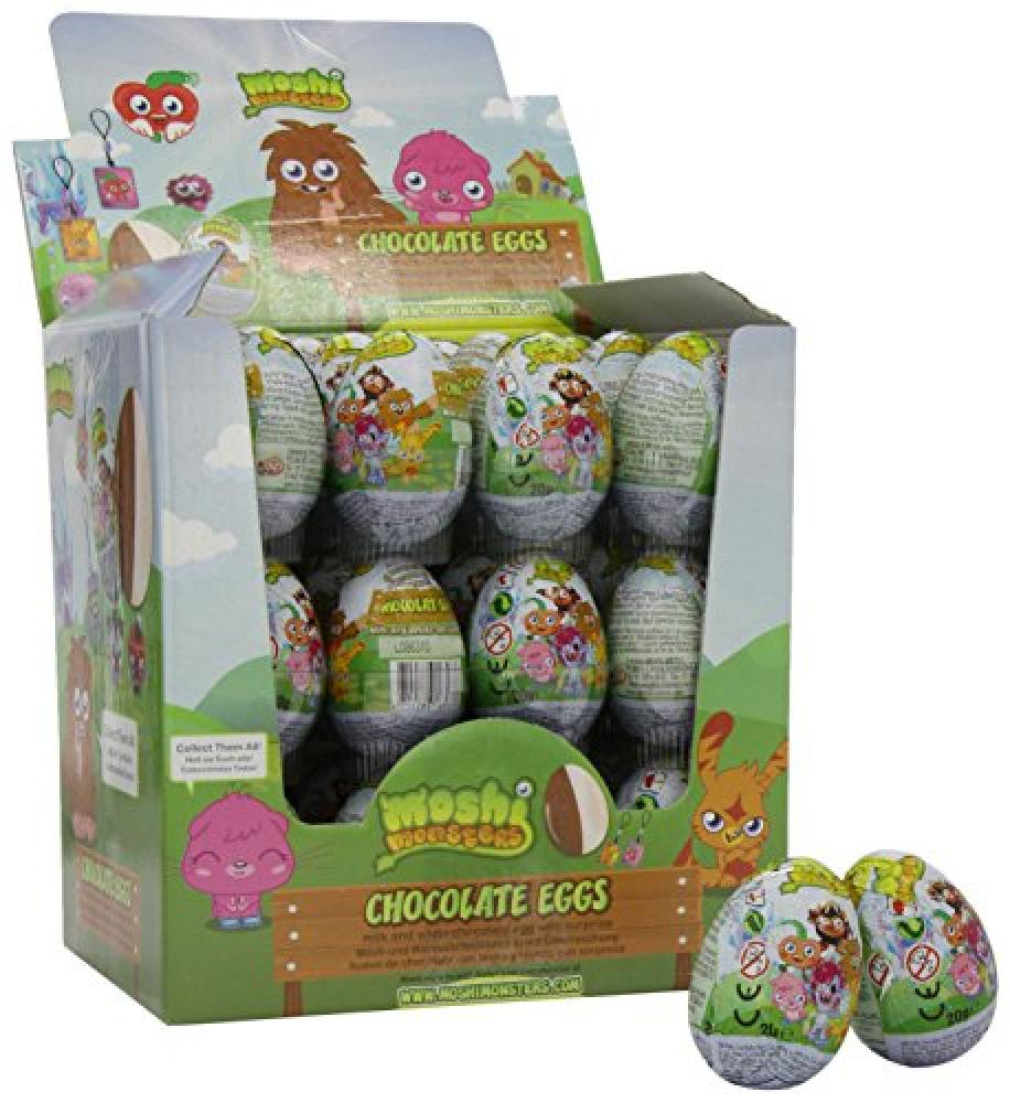 Moshi Monsters Candy Moshi Monsters Chocolate Egg 20g