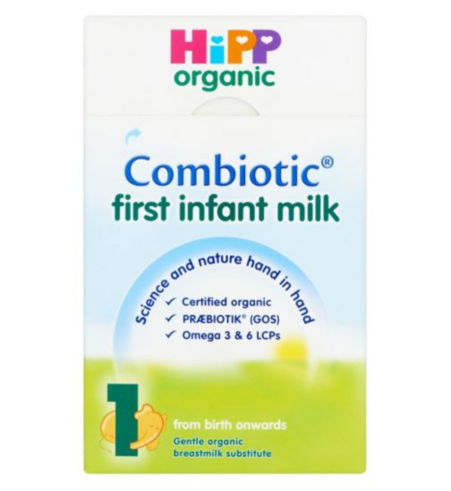 Hipp Organic Combiotic First Infant Milk 800g