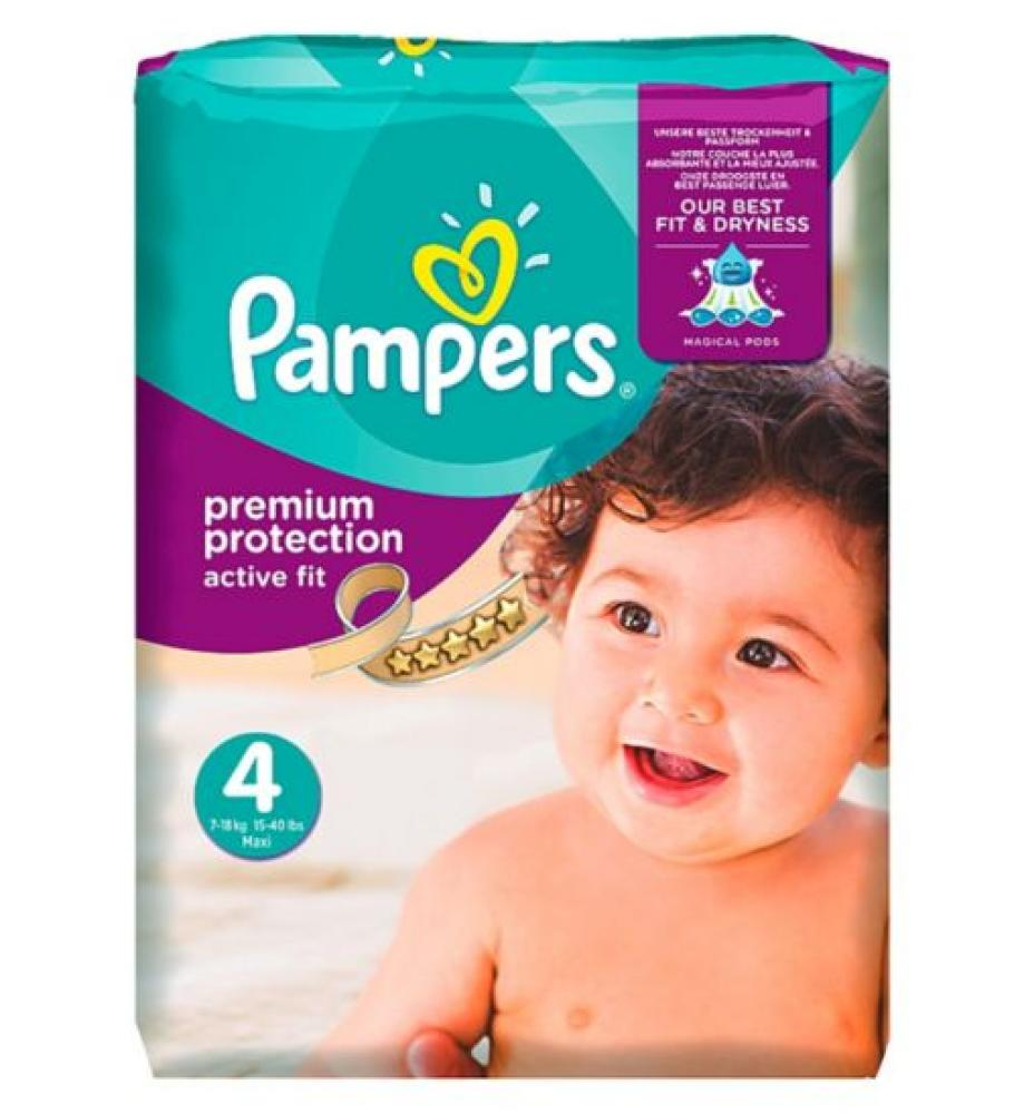 Pampers Premium Protection Size 4 Pack Of 42