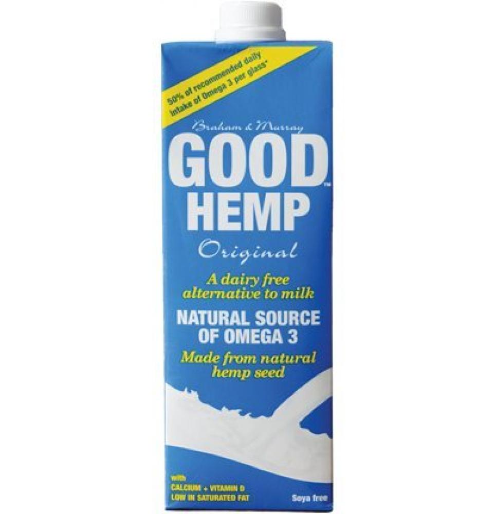 Good Hemp Milk 1 Litre