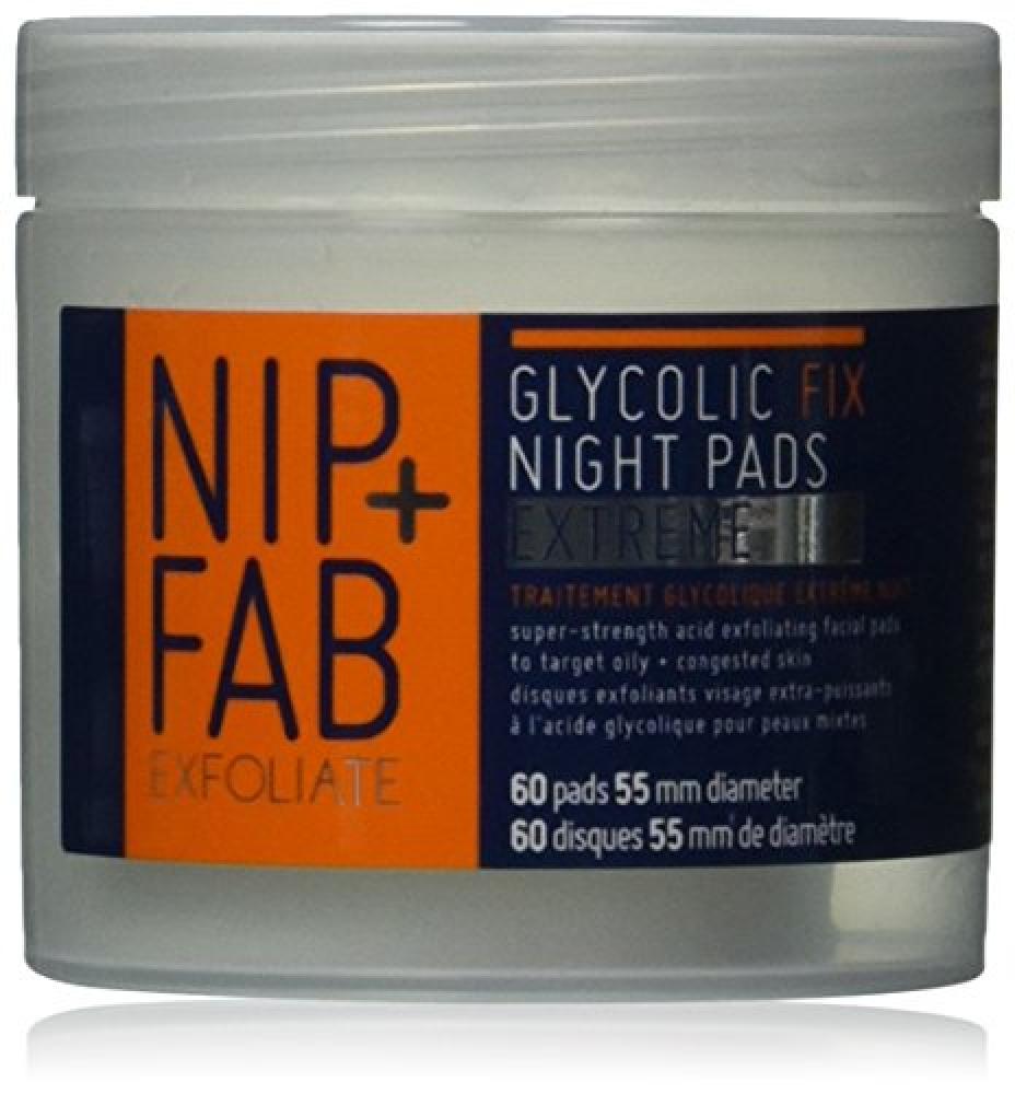 Nip and Fab Glycolic Fix Extreme Night Pads