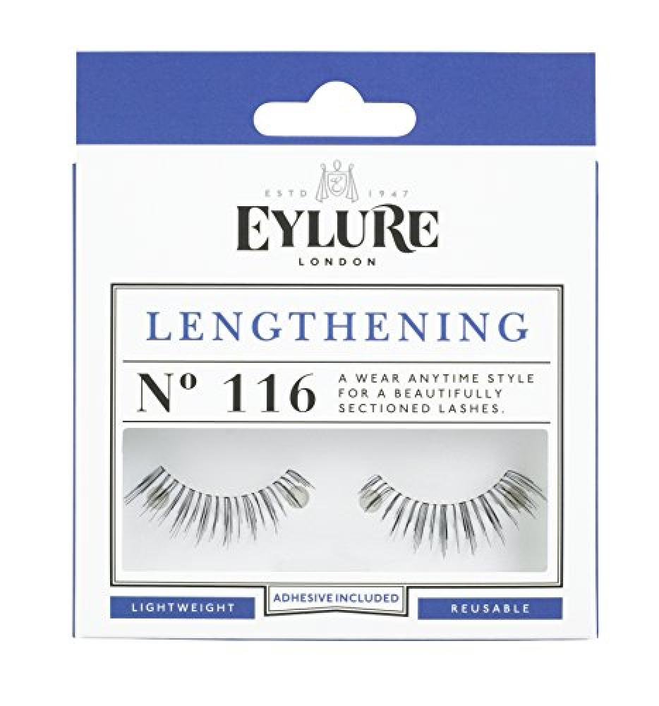 Eylure Strip Lashes No.116 (Lengthening)