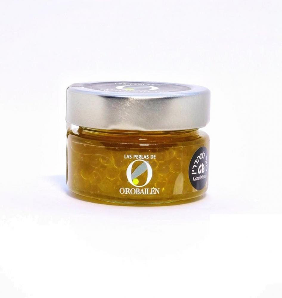 Oro Bailen Picual Olive Oil Pearls 50g