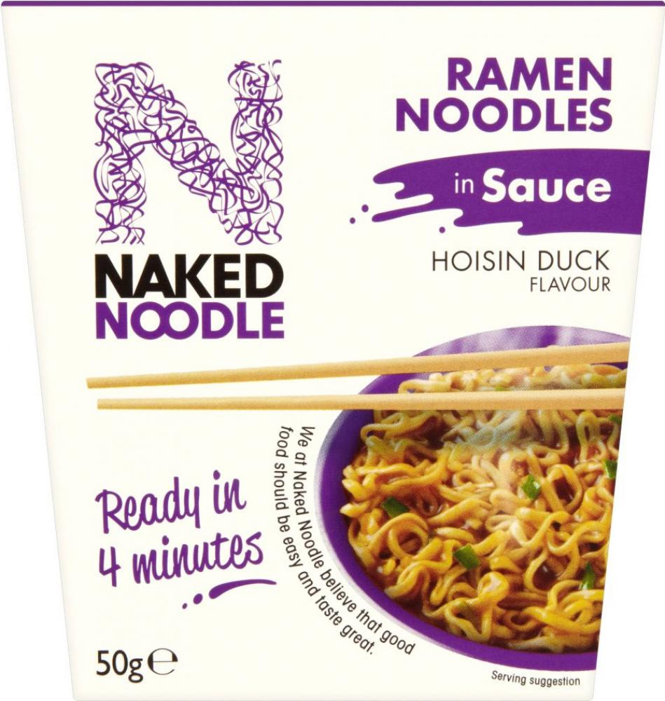 Naked girls food noodle