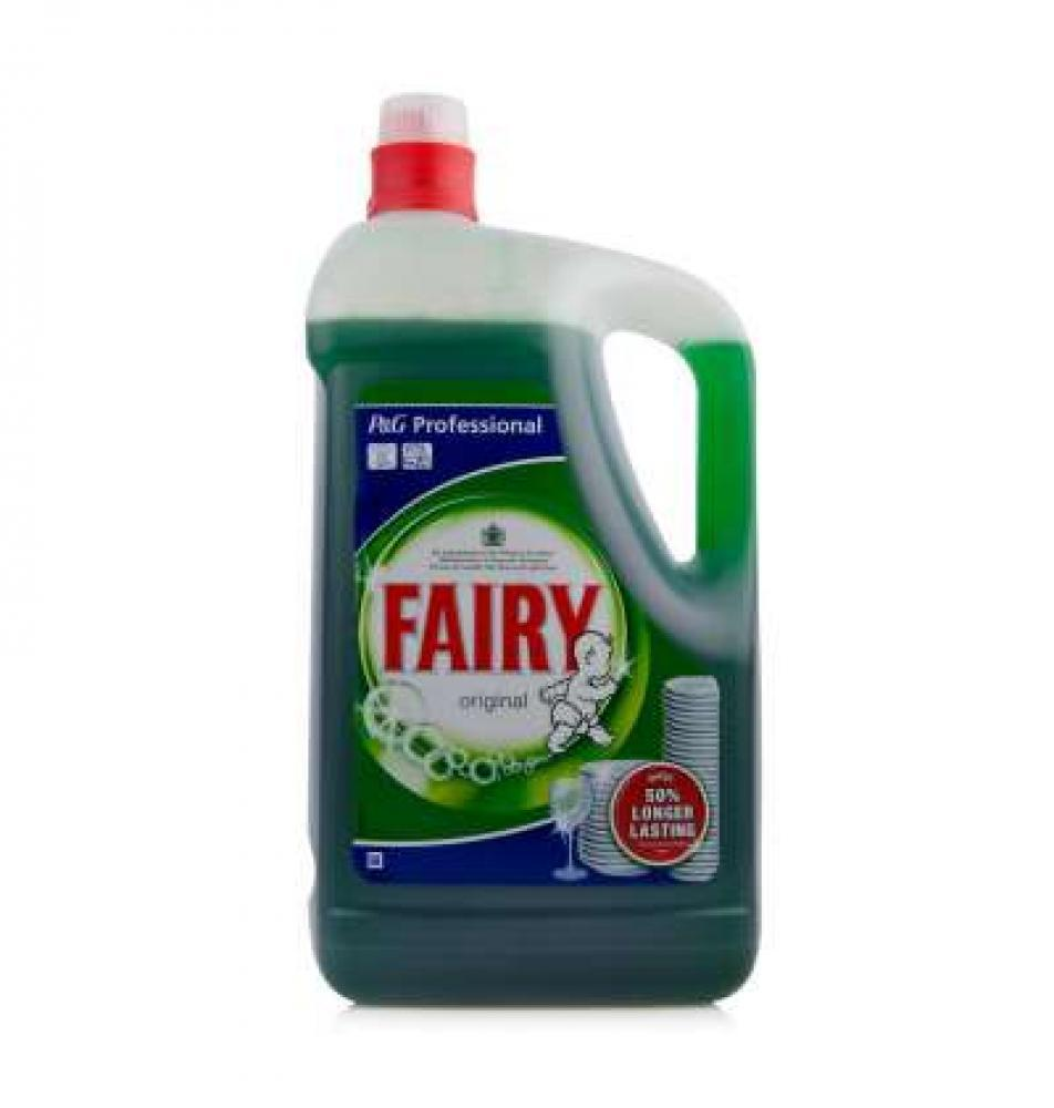 Fairy Washing Up Liquid 5 Litre