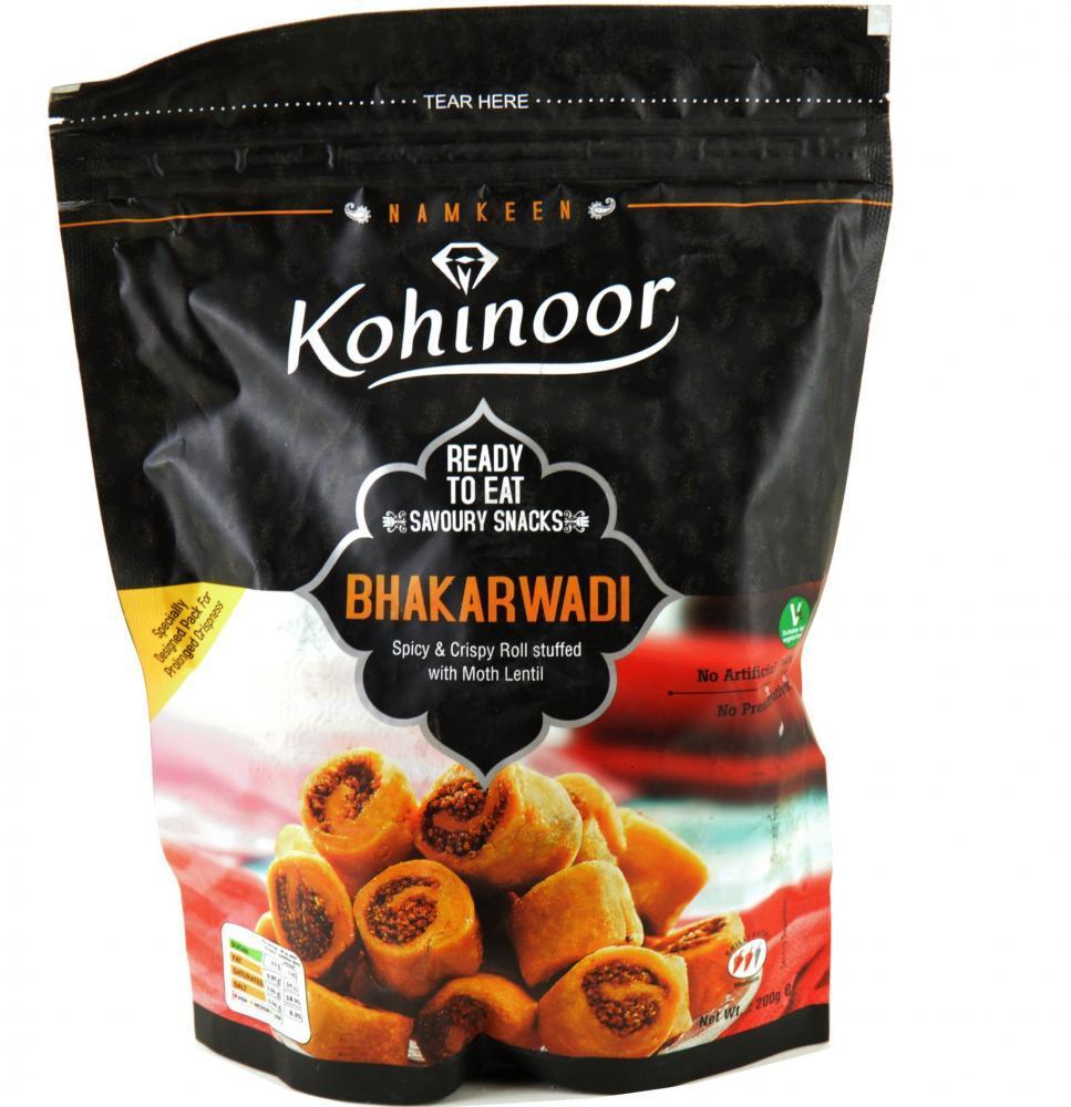 Kohinoor Bhakarwadi 200g