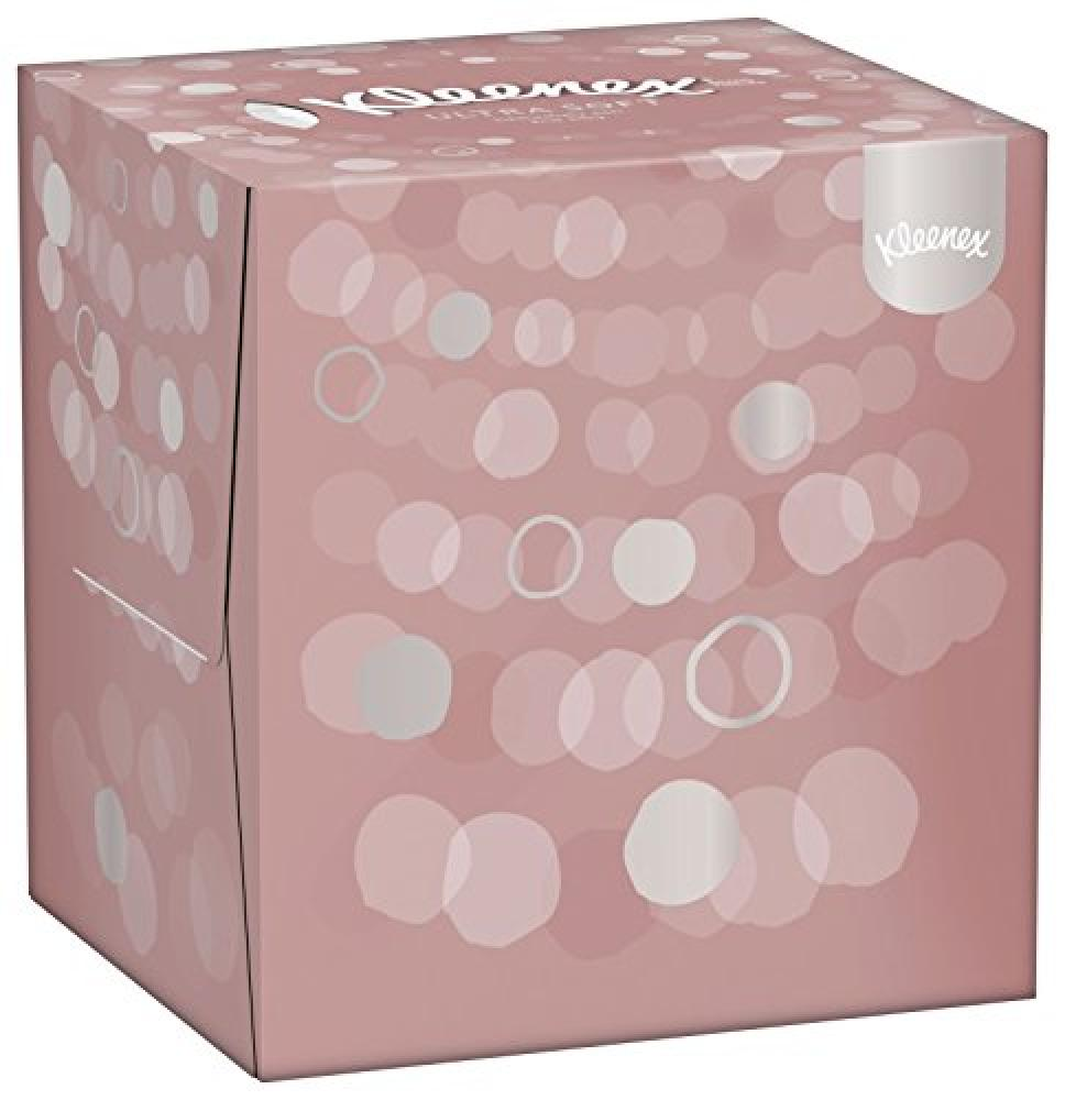 Kleenex Ultra Soft Tissues Cube - Pack of 56