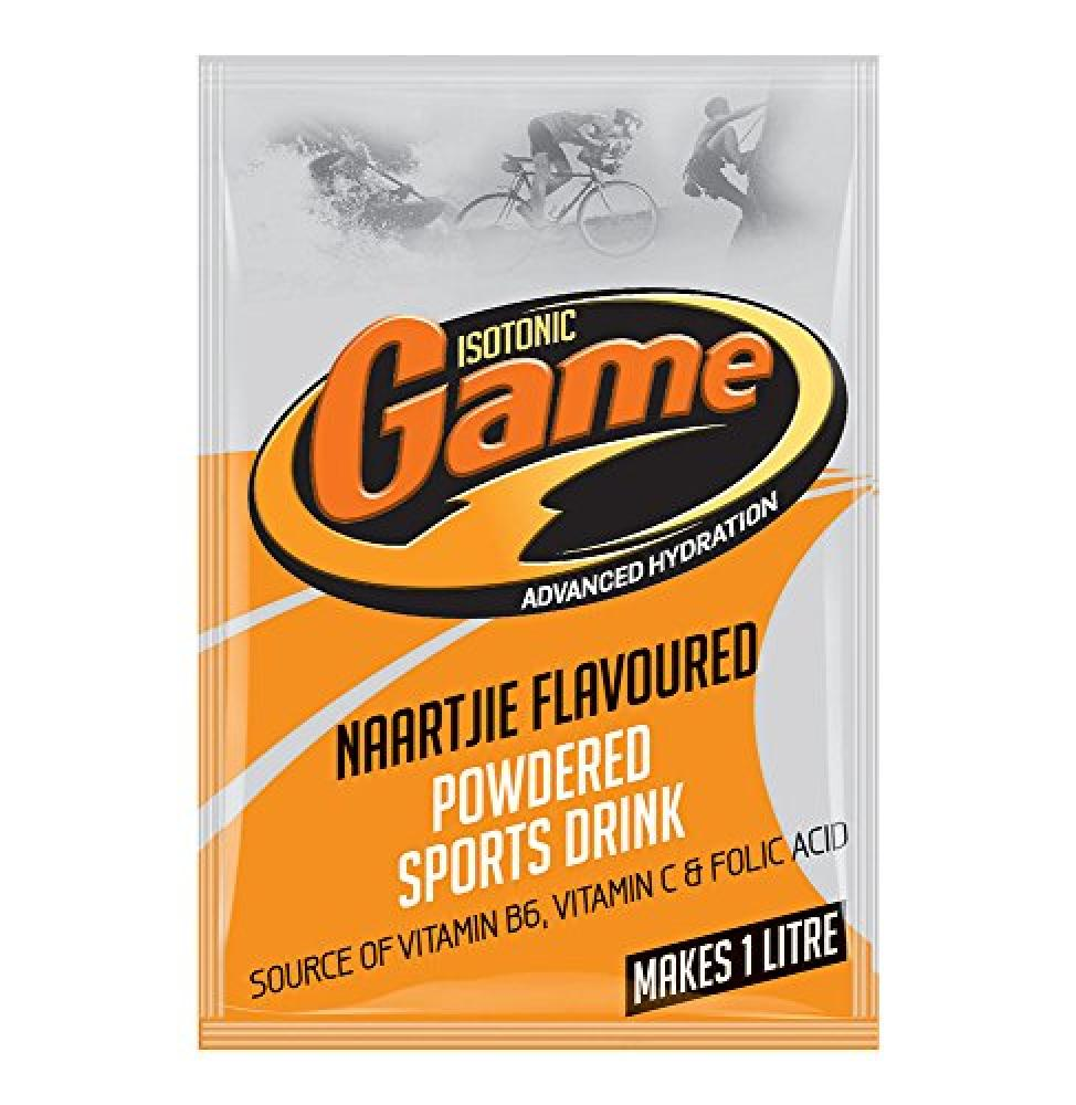 Isotonic Game Naartjie Powder 80 g
