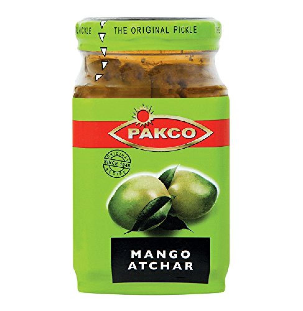 Pakco Mango Atchar 410 g