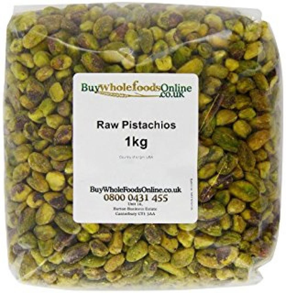 Buy Whole Foods Pistachio Nuts Raw 1 Kg