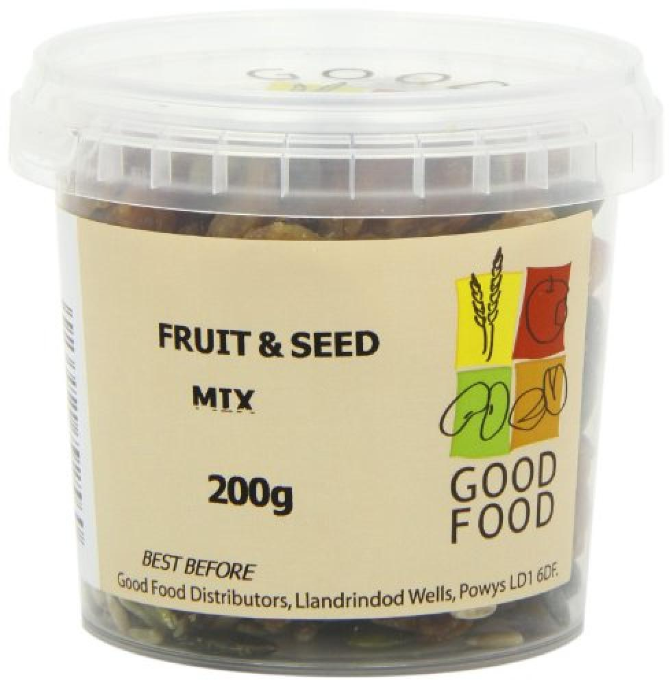 Mintons Good Food Fruit And Seeds Mix 200g