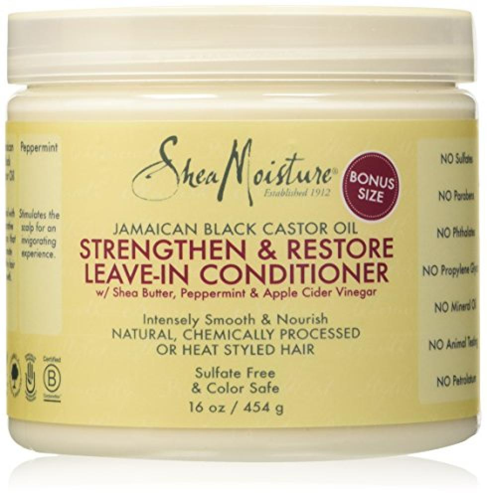 Shea Moisture Jamaican Black Castor Oil Conditioner 454g
