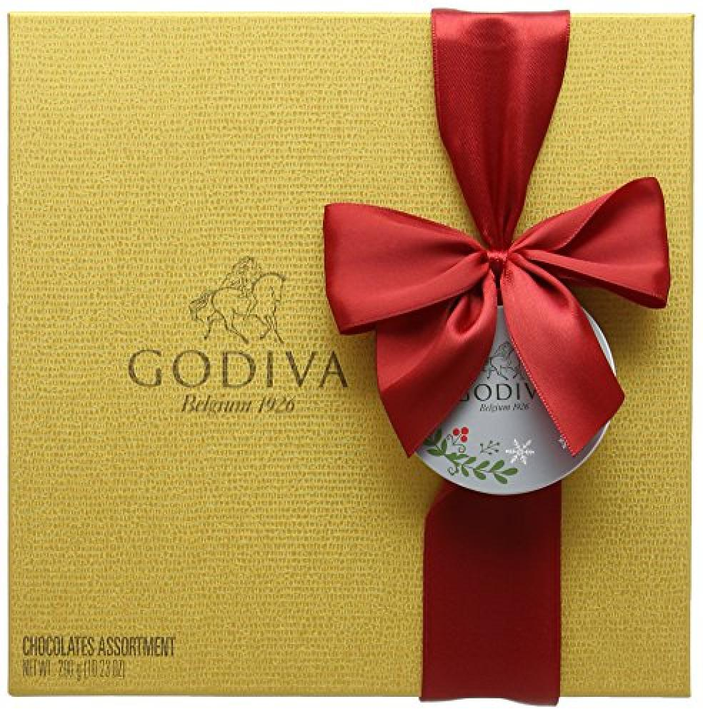 Godiva Gold Rigid Chocolate Box 24 Pieces | Approved Food