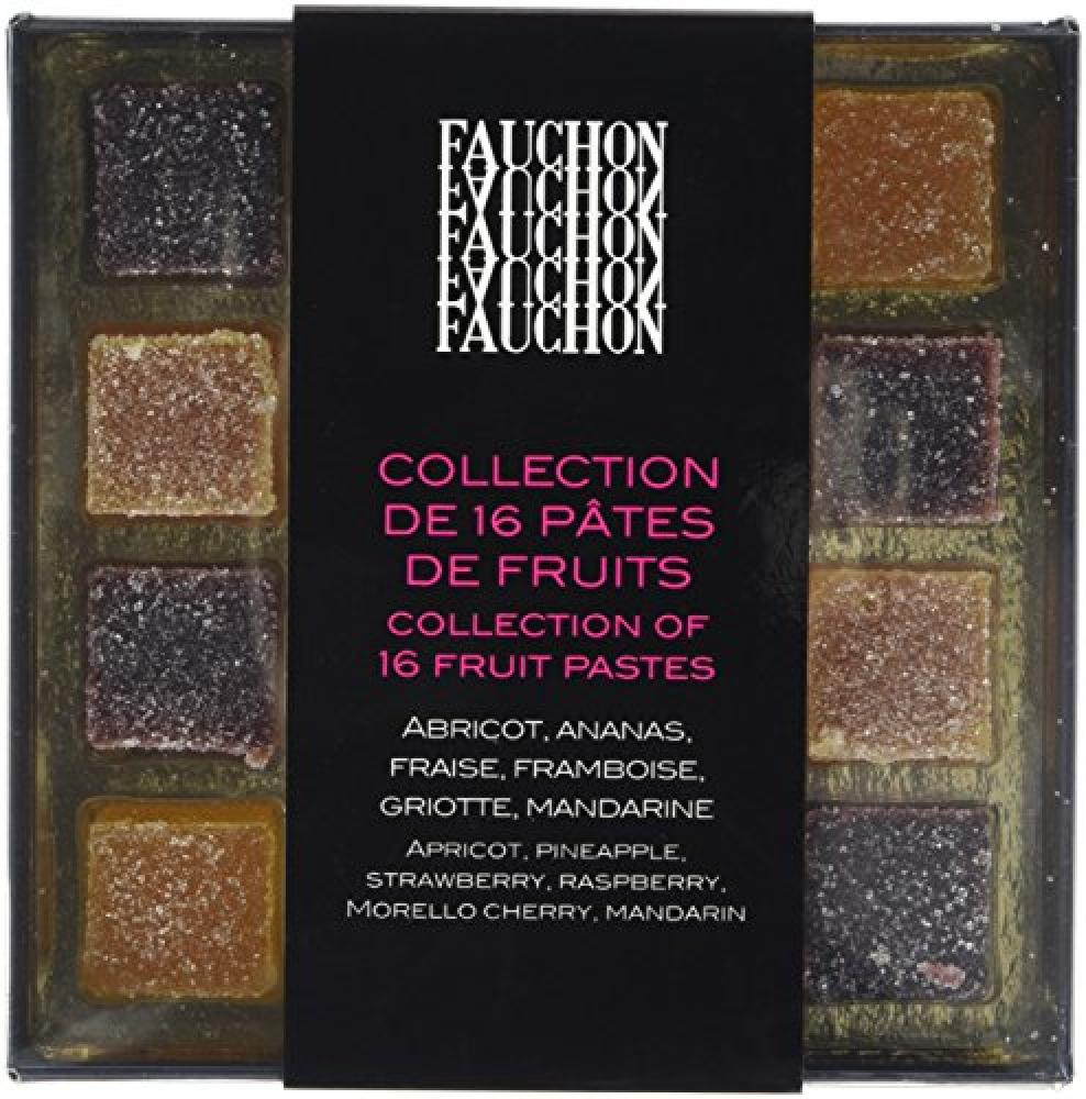 FAUCHON Collection of Fruit Pastes 16 pieces