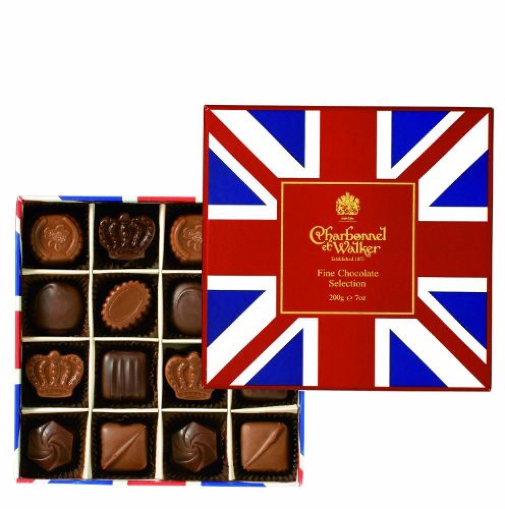 LAST CHANCE  Charbonnel Et Walker Fine Chocolate Selection 200g