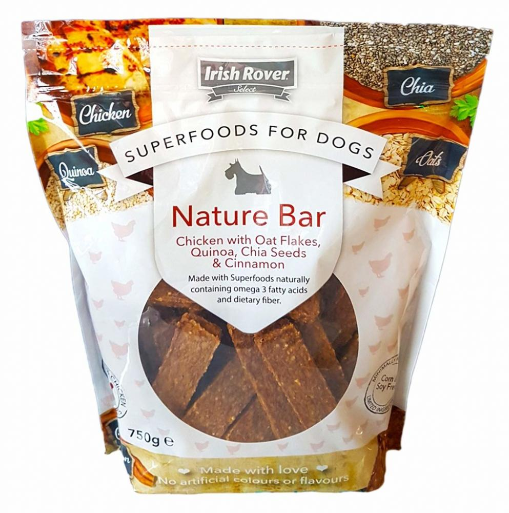 Irish Rover Superfoods For Dogs Chicken Meat Dog Treats 750 g ...