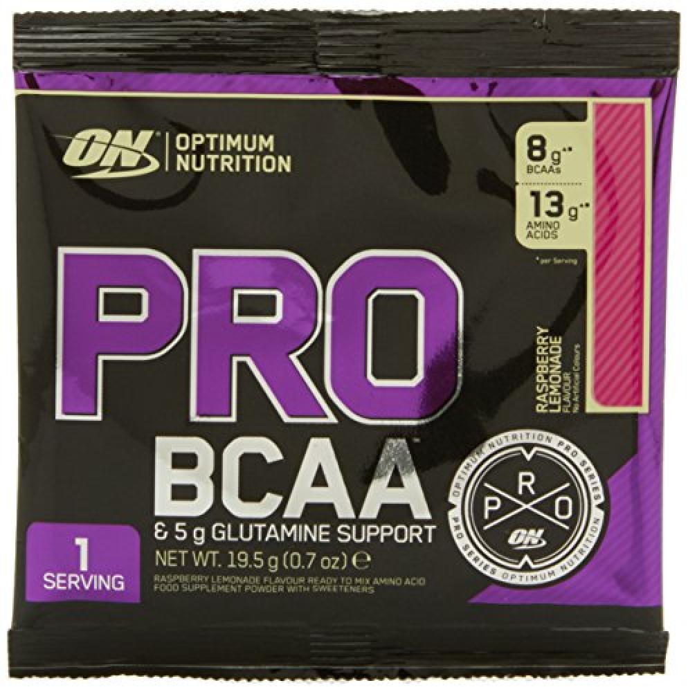 Optimum Nutrition Pro Series BCAA Powder - Raspberry Lemonade 19.5g