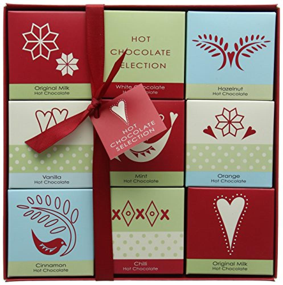 Vintage Marque Hot Chocolate Selection Box