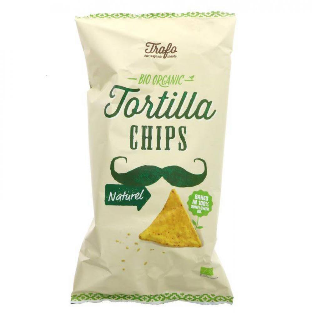 Trafo Bio Organic Tortilla Chips 200g