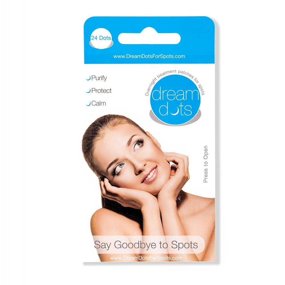 Dream Dots Overnight Pimple Patches