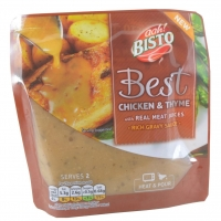 Image of Bisto Best Chicken And Thyme Rich Gravy Sauce 150g