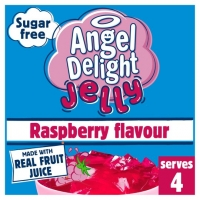 Image of TODAY ONLY Angel Delight Jelly Raspberry Flavour 11.5g