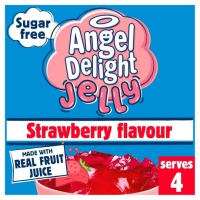 Image of Angel Delight Jelly Strawberry Flavour 11.5g