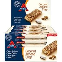 Image of Atkins Coconut Almond Crisp Bar 60g