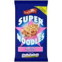 Image of Batchelors Super Noodles Bacon Flavour 90g