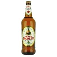 Image of Birra Moretti Premium Lager 330ml