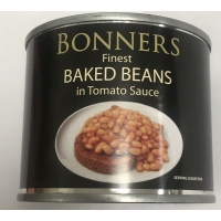 Image of Bonners Finest Baked Beans In Tomato Sauce 220g