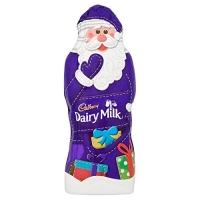 Image of Cadbury Dairy Milk Santa 45g