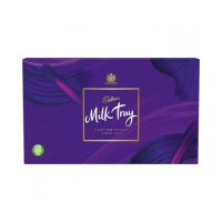 Image of TODAY ONLY Cadbury Milk Tray 78g