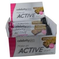 Image of MEGA DEAL CASE PRICE Celebrity Slim Chocolate Caramel Crunch Flavour 58g x 12
