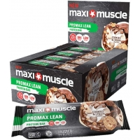 Image of CASE PRICE Maxi Muscle Promax High Protein Bar Cookies and Cream Flavour 55g x 12