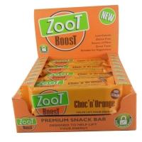 Image of CASE PRICE Zoot Boost Choc N Orange Snack Bar 35g x 20