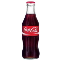 Image of Coca Cola Glass Bottle 200ml